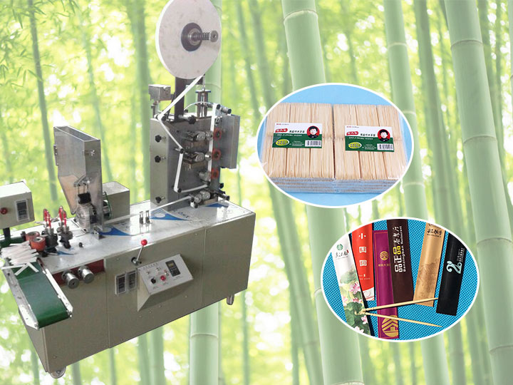 bag toothpick packaging machine