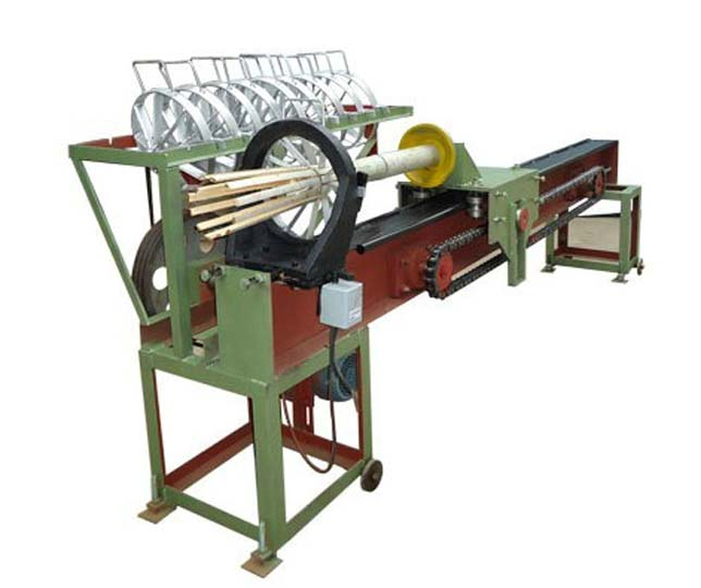 bamboo stripping machine