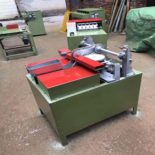 commercial toothpick sharpening machine