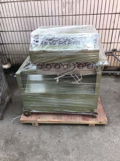 wood or bamboo sticks forming machine