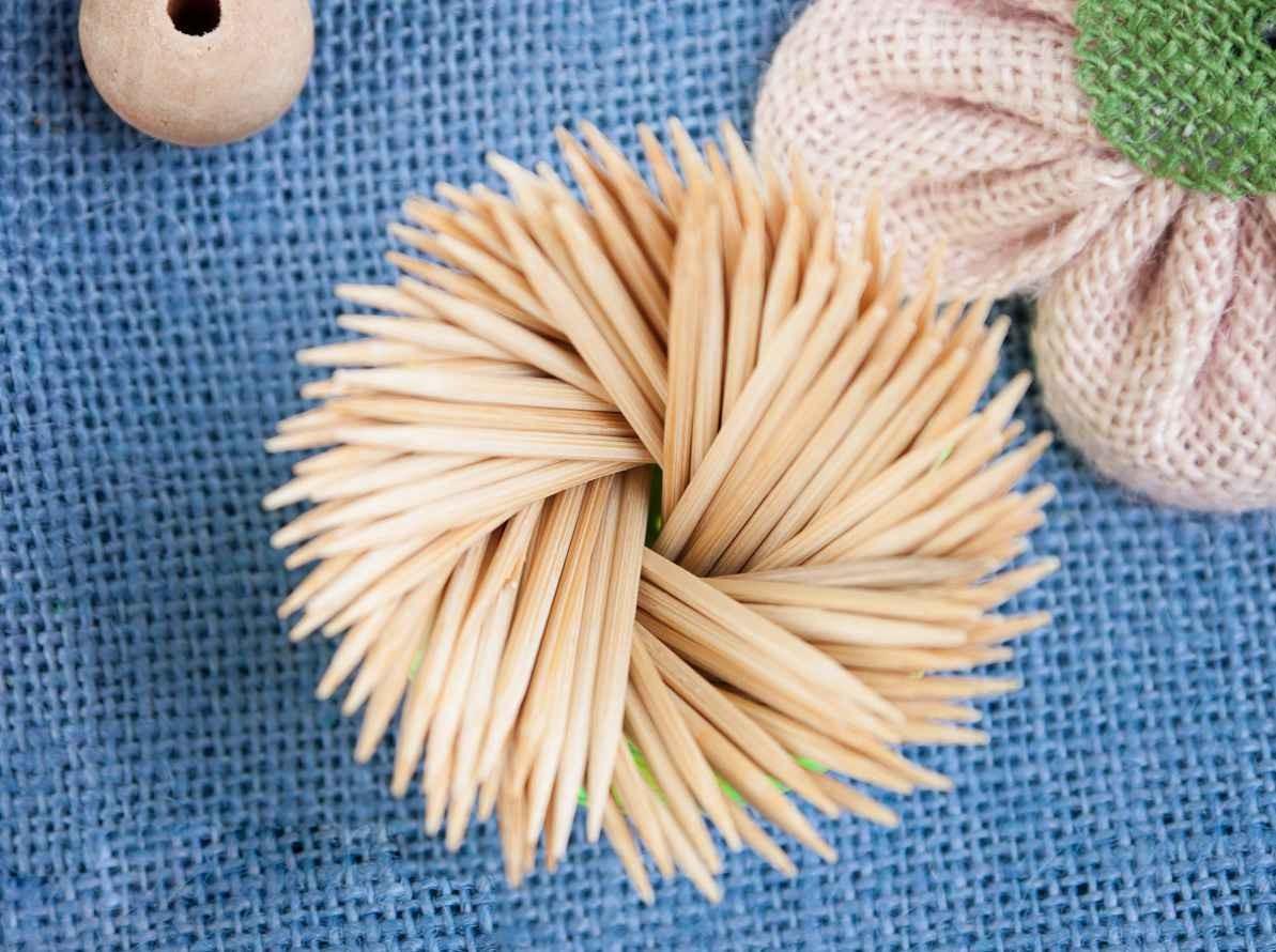 toothpick use precustions advice from toothpick machine manufacturer