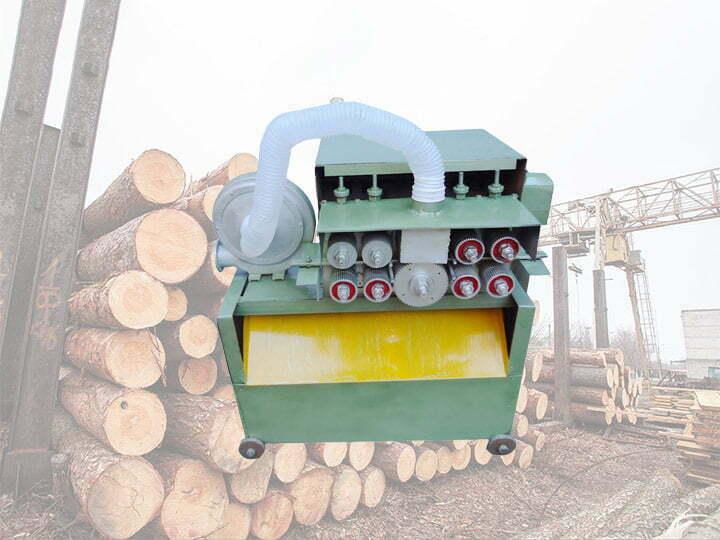 wood slicer machine